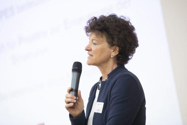 Frau Engelhard, SPES